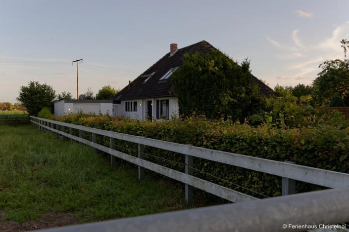 Das Ferienhaus Christelhoi