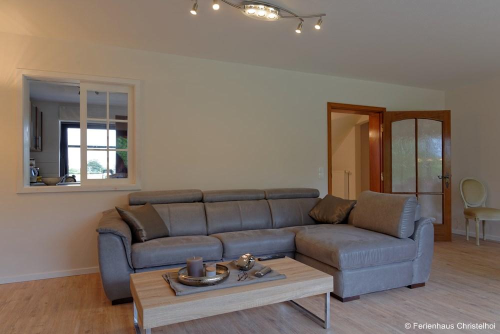 29.5 m² living room
