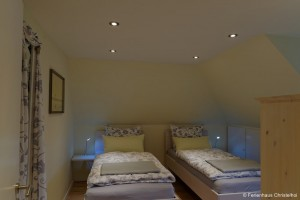 Bedroom Ursel on the first floor