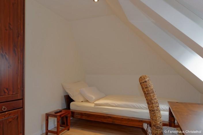 Einzelzimmer Otto im Obergeschoß mit 11,8 m²